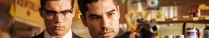 kate kissing richie from dusk till dawn | From Dusk Till Dawn: The Series Movie Banner