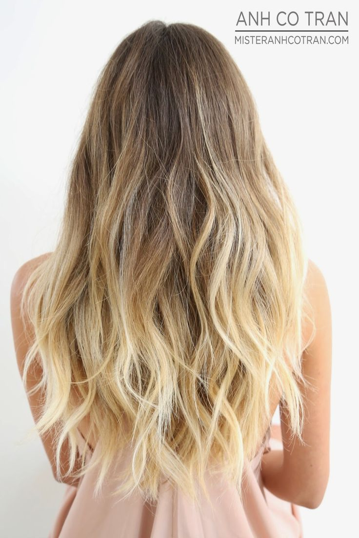 perfect blonde + perfect waves