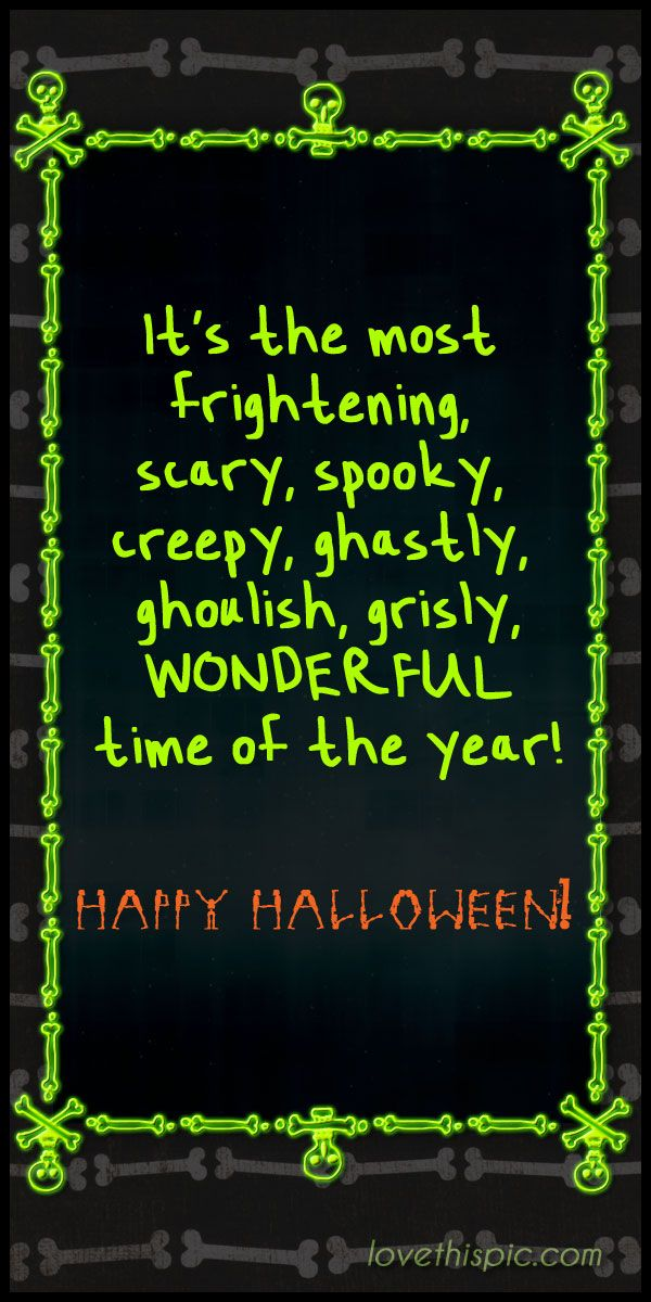 Funny Halloween Quotes And Sayings Wallpapers Halloween Pictures Photos And Images For Facebook