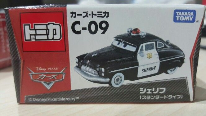 Tomica Cars C-09 Sheriff