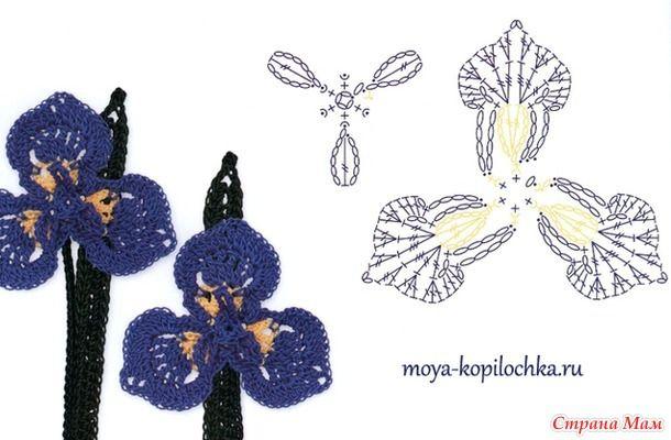 Приведенные цветочные мотивы могут быть использованы как элементы ирландского кружева или как элементы самостоятельного декора. Много мотивов для разного декора.