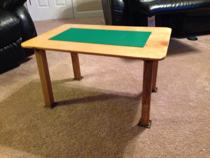 20 Best Lego Table Images On Pinterest | Diy Lego Table, Children And Lego  Storage