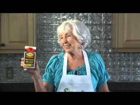 Grandma Fancy makes a simple and delicious molasses & ice cream dessert.