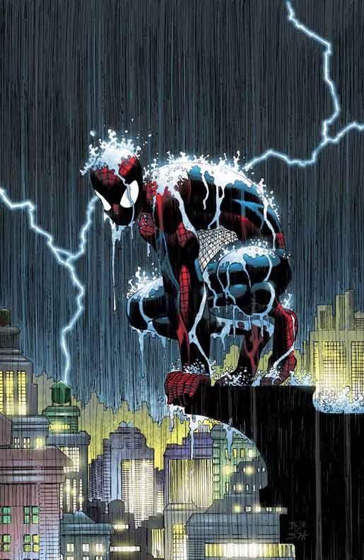 Spider-Man by John Romita Jr. ❁❁❁Thanks, Pinterest Pinners, for stopping by…