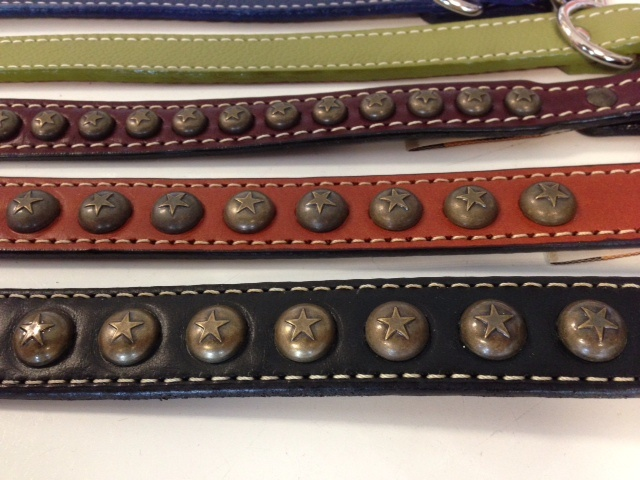 More great leather collars!