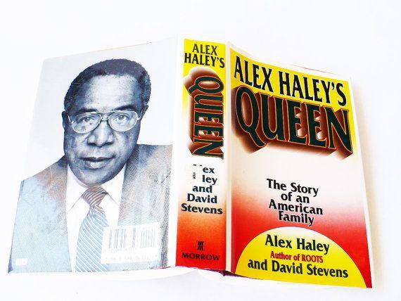 Alex Haley's Queen Pulitzer Prize  Winner First by booksvintage