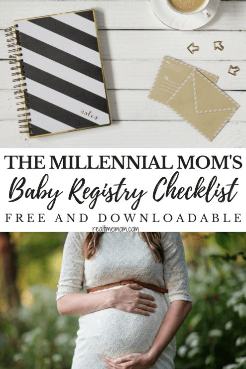 This baby registry checklist is a must-have for today's mom. Everything included…