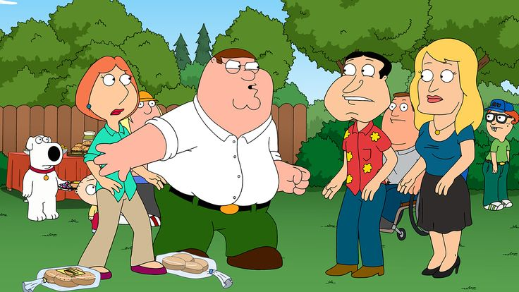 Watch Family Guy Online: Episode 7, Season 14 on FOX