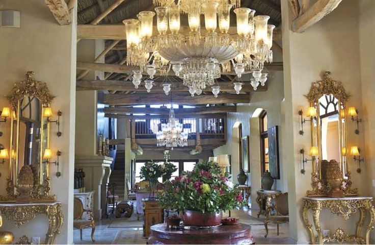I loved our stay at this hotel, La Residence in Franschhoek. It totally changed the way I looked at interiors and design.