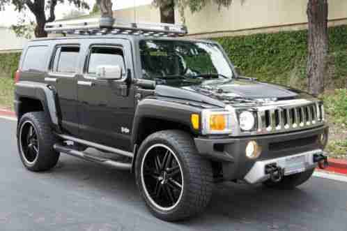 Hummer H3 ALPHA 2008, WELCOME This beautiful truck has just come ...