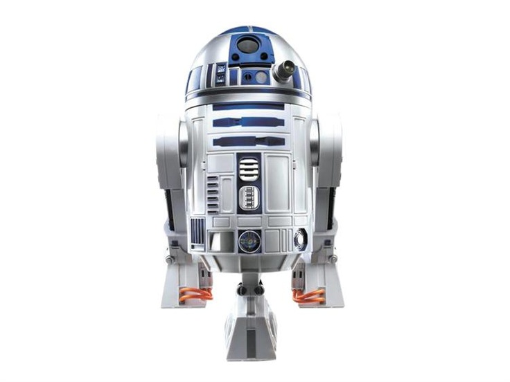 how to make r2d2 robot
