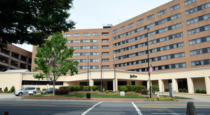 Radisson Hotel High Point High Point This North Carolina hotel, offering spacious rooms with free Wi-Fi and a small refrigerator, is 2 minutes' walk from High Point Amtrak. It features a restaurant and an indoor pool on site.