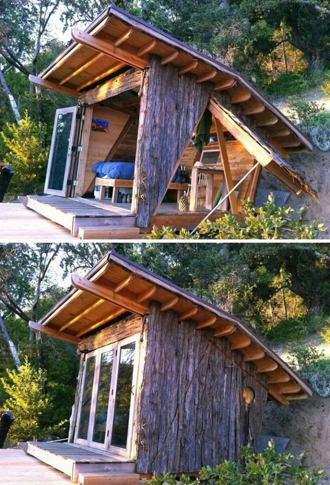 68 Best Cool And Quirky Sheds Images On Pinterest
