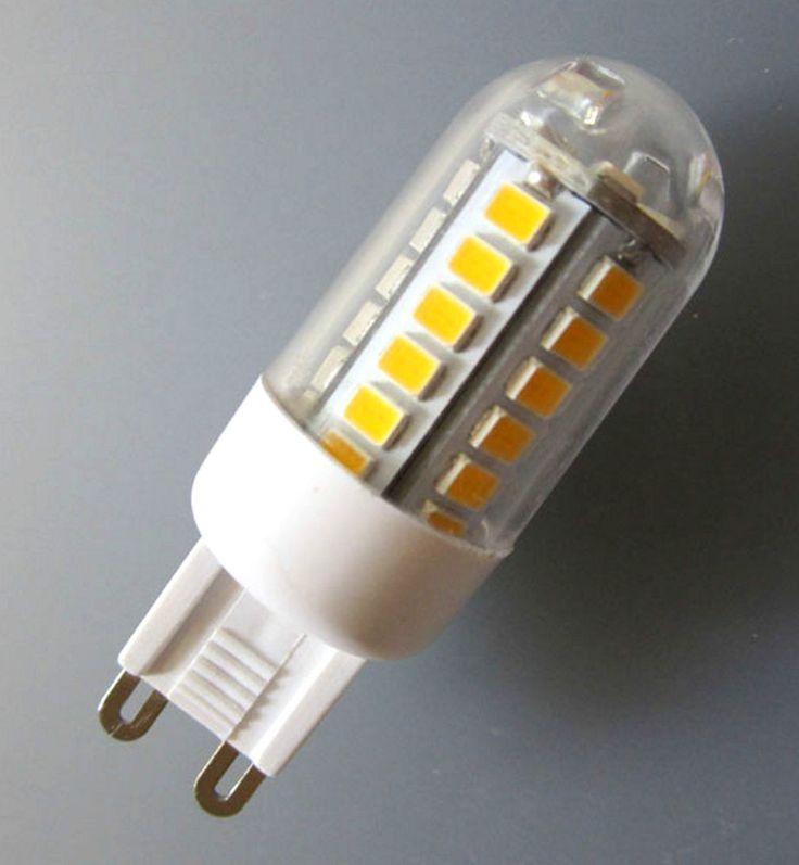 LED G9 Fassung  2 Watt  Farbe Warmweiss !  LED-Licht bringt ihnen ihr Geld zurück !  Muß ich haben ........
