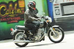 10 Retro Motorcycles You Can Buy Today: Yamaha SR400 ($5,990)