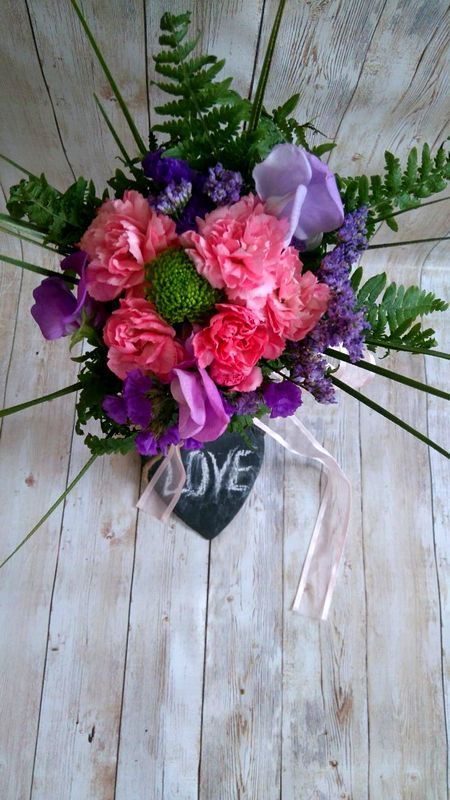 Wild forest Bride's bouquet! by thehappylittlejar on Etsy