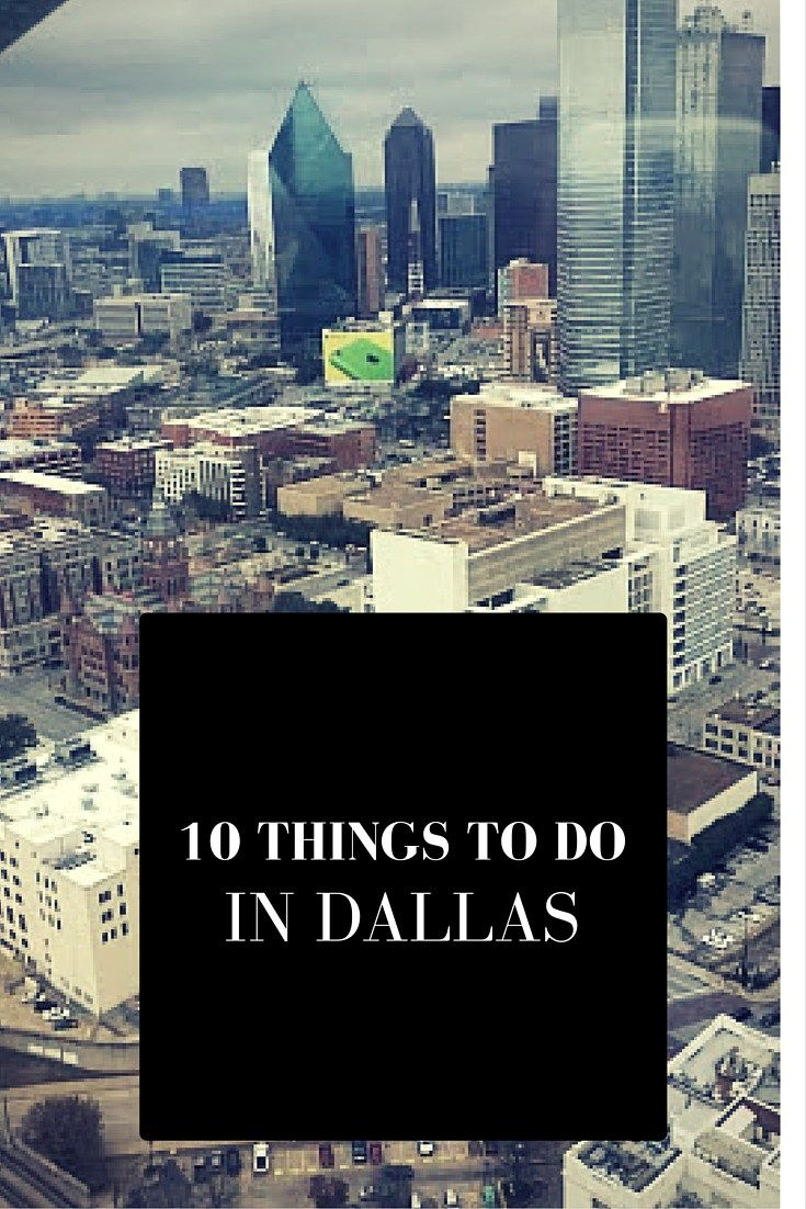 10 things to do in the city