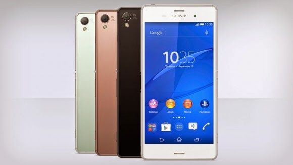 Sony akan mengeluarkan update Android 5.0 awal bulan januari