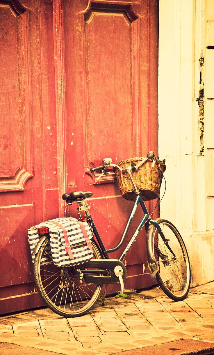 Anyone With A Bicycle Is In Good Company Colored DoorParis PhotographyArtistic PhotographyAmazing PhotographyVintage