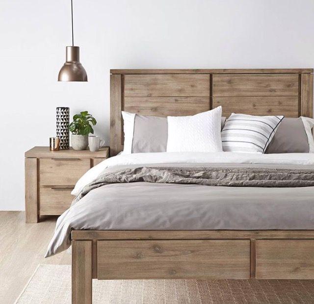 Timber bed frame   Fantastic Furniture. Best 25  Timber bed frames ideas on Pinterest   Timber beds  Diy