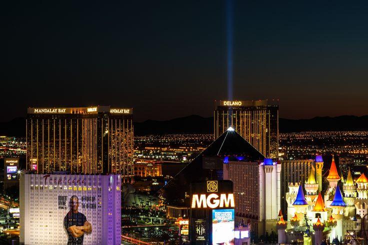 Twilight - Twilight  Las Vegas Strip Nevada