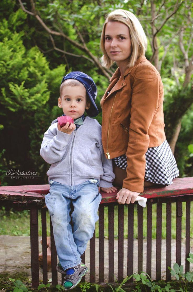 iwonabakalarzfotografia: Piękna mama i jej uroczy synek-Wiktor :)