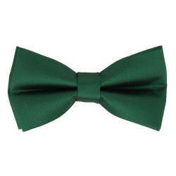 Noeud papillon vert anglais pré-noué - Tilbury #noeudpapillon #vert #vertanglais #mariage