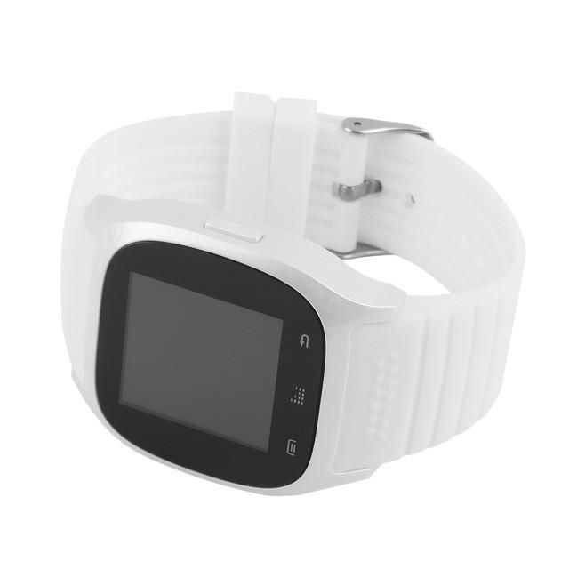 M26 Wireless Bluetooth Smartwatch Sync Phone Mate For IOS Apple iPhone Android Phones