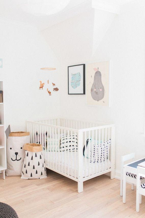 Modern pastel shared kids room                                                                                                                                                                                 More
