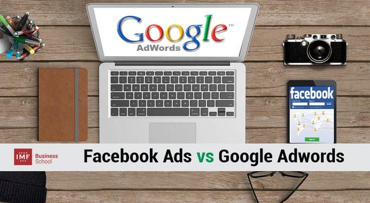 Dependiendo de qué tipo de campaña de publicidad se va a realizar podemos decantarnos por Facebook Ads o por Adwords de Google.