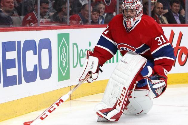 3. Montreal Canadiens Carey Price