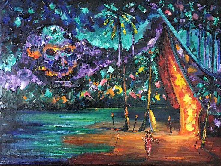 Tiki Adventure #1 - Friday Night Tiki Lights