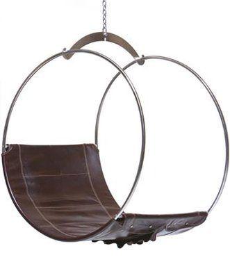 Egg designs swing leather 22 swings for summer loving for Egg designs furniture