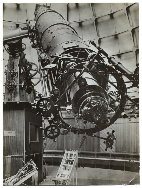 Lick Observatory Meter Largest