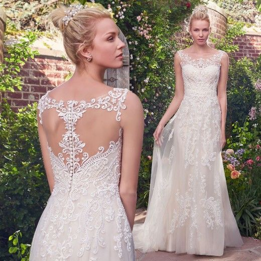 Rebecca Ingram Alexis - Bridal Closet in Draper, Utah Wedding Dresses