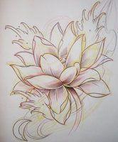 deviantART: More Like japanese lotos by ~blackmonchichi