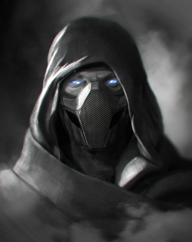 Noob Saibot by TVviST on DeviantArt