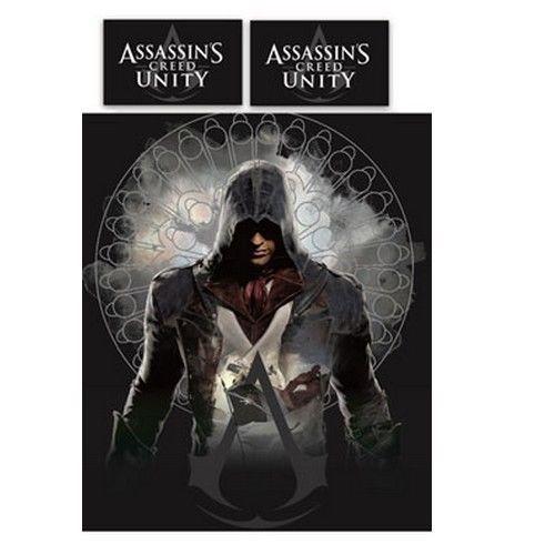 Assassin's Creed Unity parure de lit pour deux personnes 200x200cm ref 85