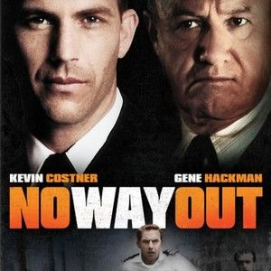 No Way Out is told in flashback as Naval officer Tom Farrell (Kevin Costner) is grilled by his superiors regarding a recent