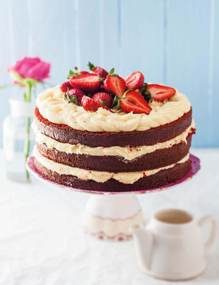 Afrikaans Recipes For Cakes