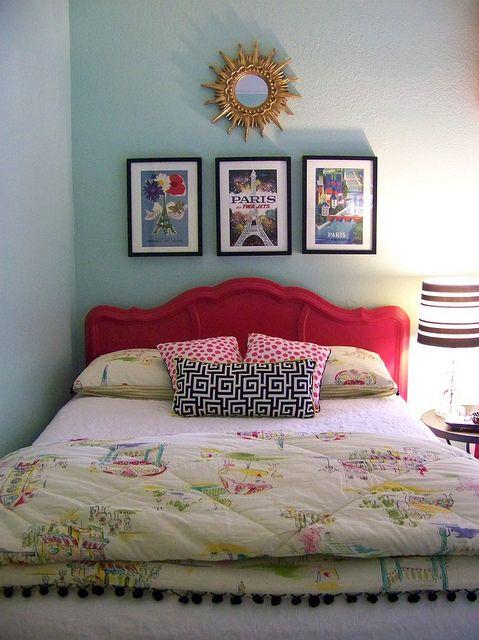 Gorgeous Big Girl's Bedroom