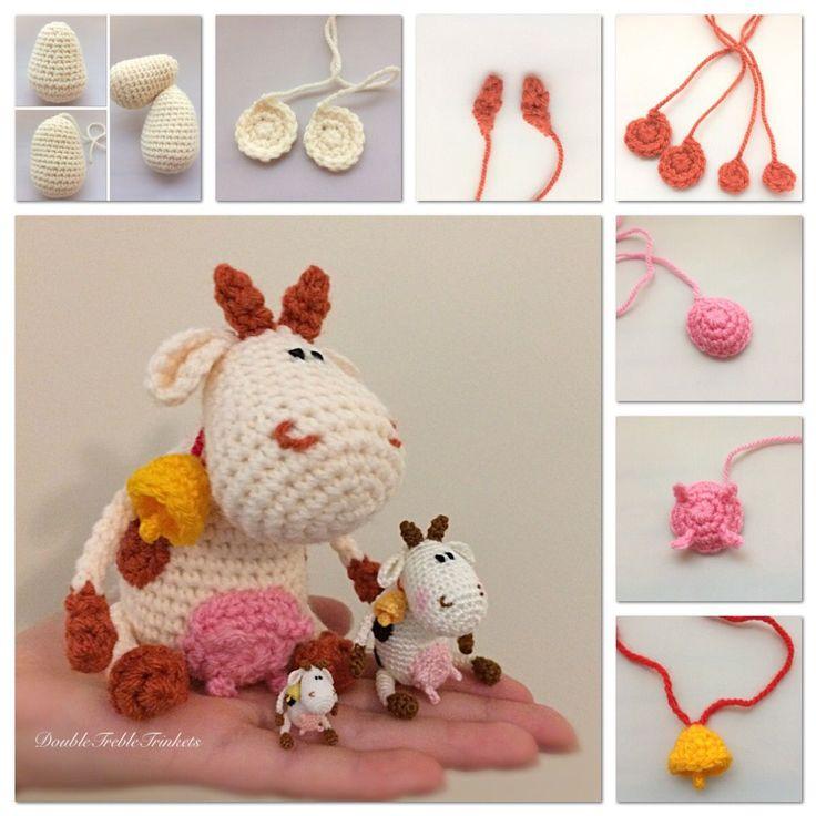977 best crochet toys images on Pinterest | Häkeltiere, Kostenlos ...