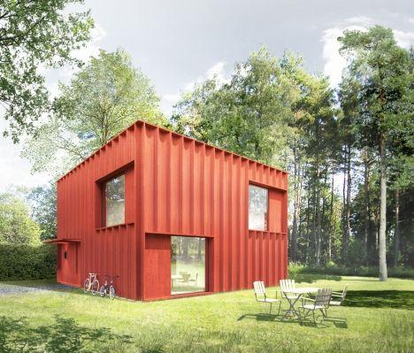 Two million Swedes design 'house of clicks' Sweden's