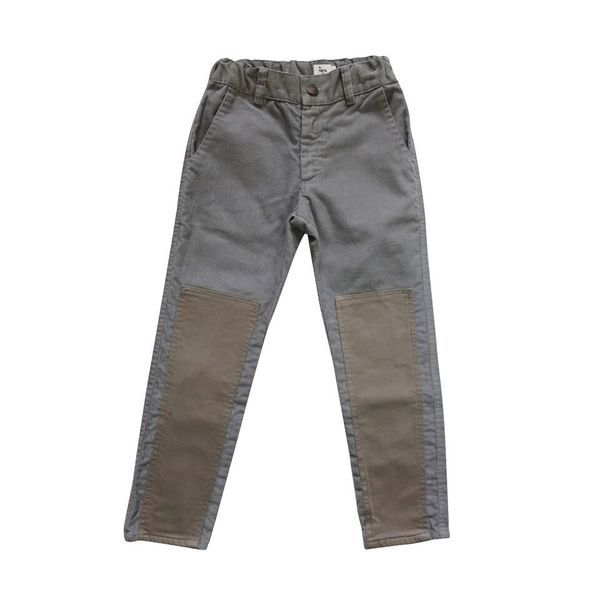 Dash Cord Jeans in Taupe by Nico Nico. 100% cotton