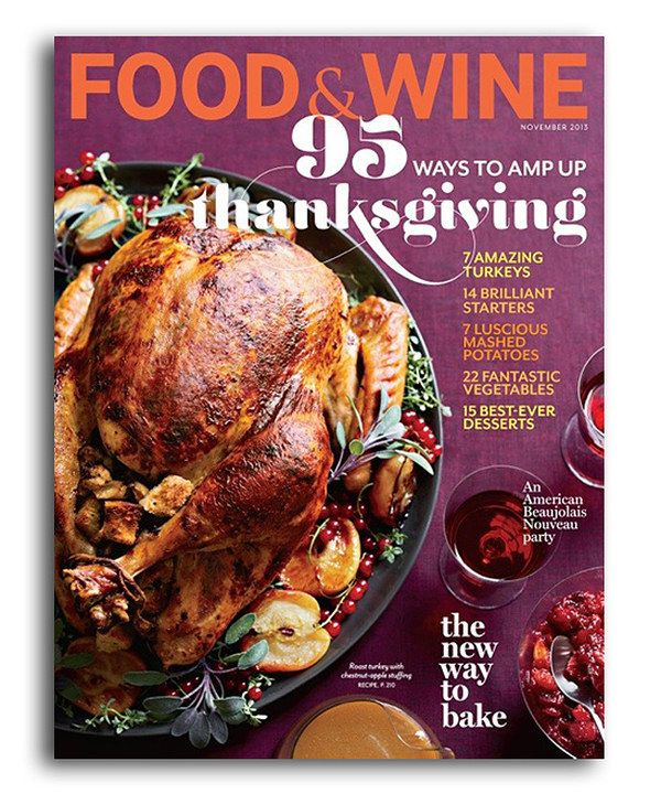 Take a look at this Food & Wine Magazine Subscription on zulily today!