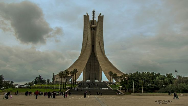 Photo Martyre Monument  ... Algiers by Khaled Feligha on 500px