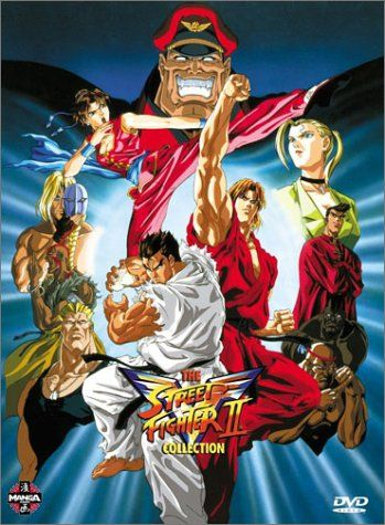 Baixar Street Fighter 2 [ Dublado e Completo ] - Muambeiros Download