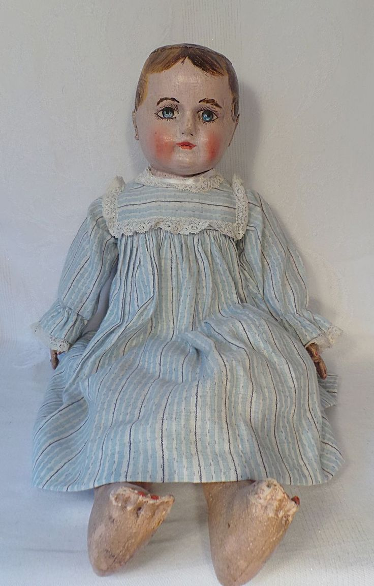 Stunning and Barefooted Alabama Baby Doll by Ella Smith