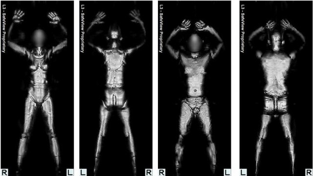 "The TSA Has Finally Removed All of Its Naked Full-Body Scanners: The TSA has announced that the ""naked image"" full-body scanners at airports that have caused so much controversy are no more. The scanners have been removed from all of America's airports. Replacing it are machines that show 'generic images' of the human body."