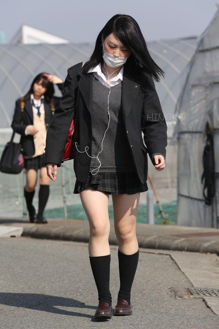 【画像】真冬におまた冷え冷えな女子高生ちゃん | JKちゃんねる